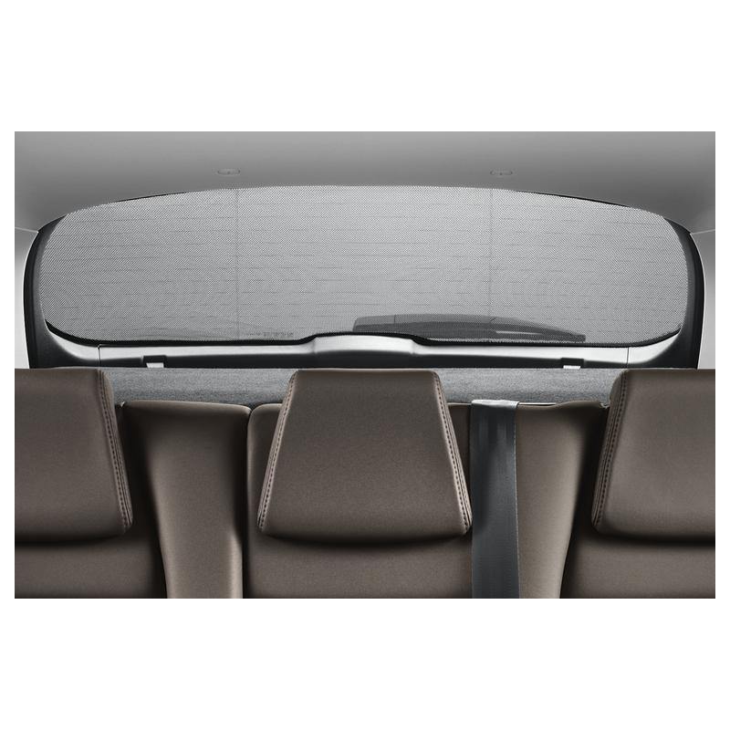 Sunblind for rear screen glass Peugeot 2008