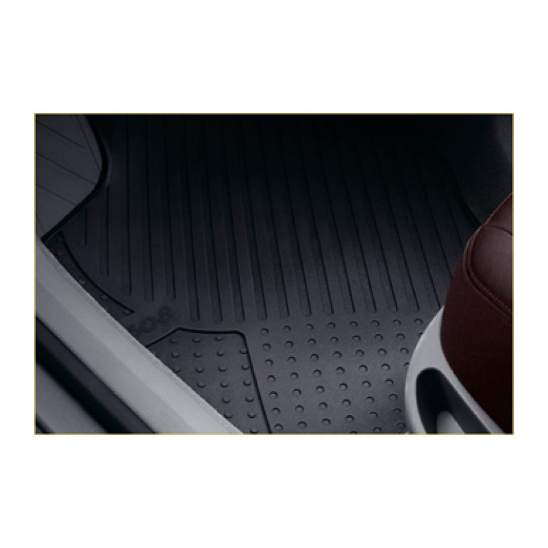 Serie di tappetini in gomma Peugeot 308, 308 SW