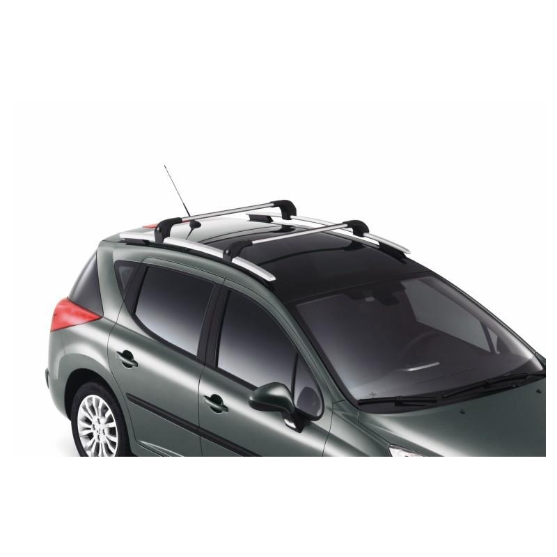 Satz mit 2 Dachquerträgern Peugeot 207 SW