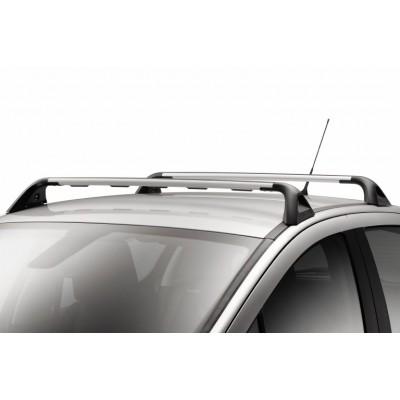 Juego de 2 barras de techo transversales Peugeot 308