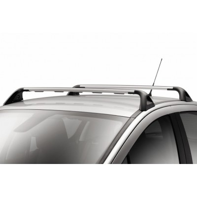 Set of 2 transverse roof bars Peugeot 308