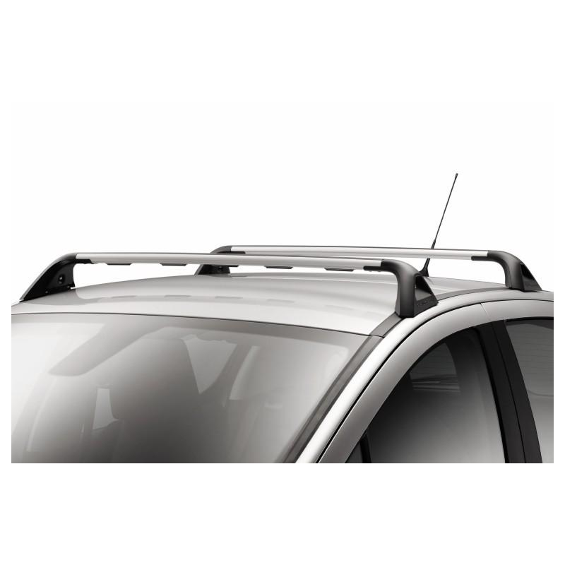 Set of 2 transverse roof bars Peugeot 308
