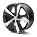 "Alloy wheel Peugeot RUBIS 17"" - New 308 (T9)"
