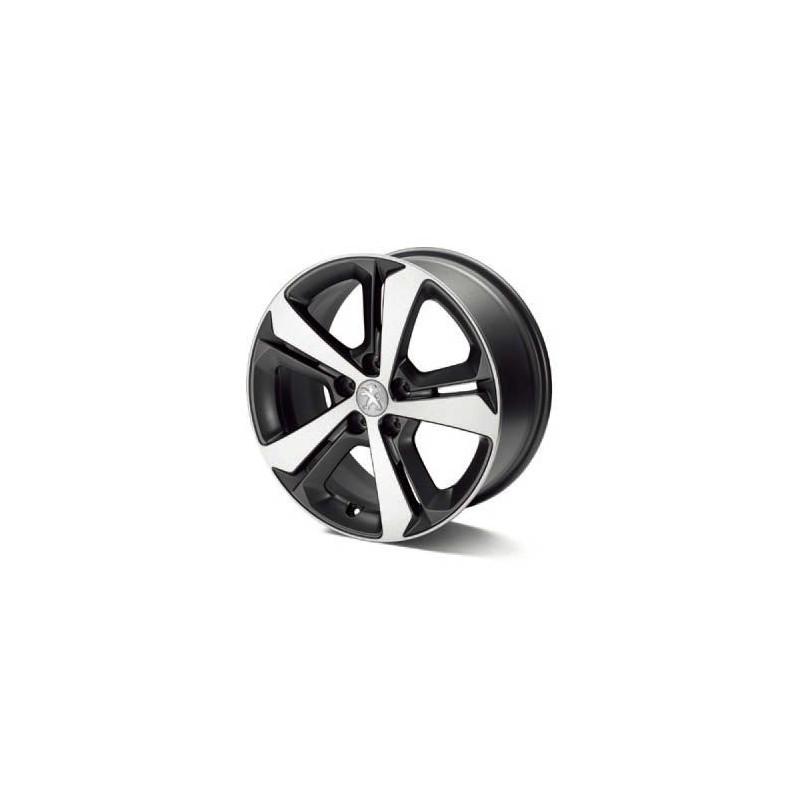 """Cerchio in lega Peugeot RUBIS 17"""" - Nuova 308 (T9)"""