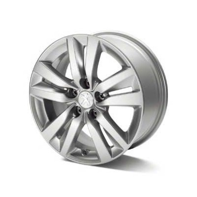 "Leichtmetallfelge Peugeot QUARTZ 16"" - Neu 308 (T9)"