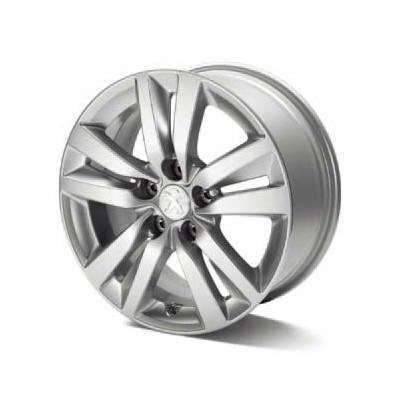 """Llanta de aleación Peugeot QUARTZ 16"""" - 308 (T9), 308 SW (T9)"""