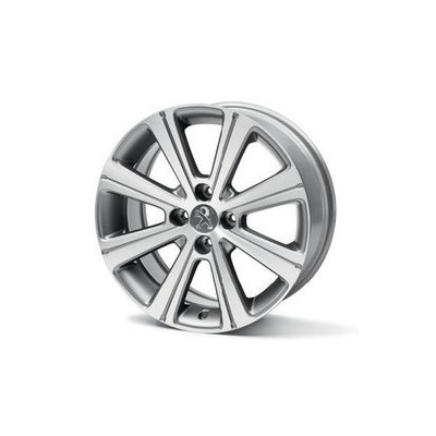 "Alloy wheel Peugeot MELBOURNE 17"" - 308"