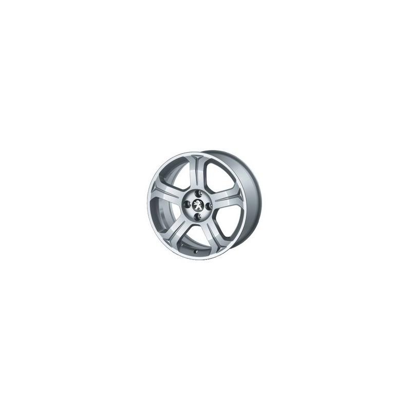 "Alloy wheel Peugeot LINCANCABUR 18"" - 308"