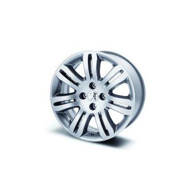 "Set of 4 alloy wheels Peugeot OSORNO 16"" - 308"