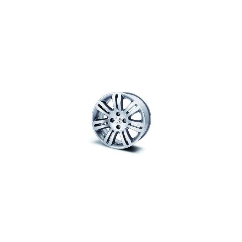 """Juego de 4 llantas de aleación Peugeot OSORNO 16"""" - 308"""