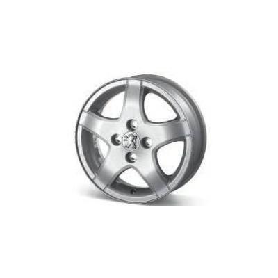 "Leichtmetallfelge Peugeot KARLOVA 14"" - 107"