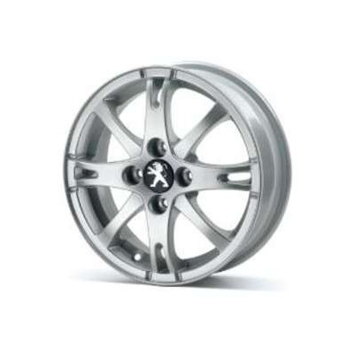 "Alloy wheel Peugeot CITY 14"" - 107"