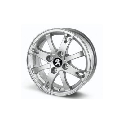 "Alloy wheel Peugeot BARFLEUR 15"" - 208"