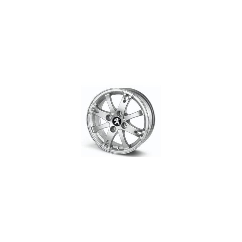 "Alloy wheel Peugeot BARFLEUR 15"" - 208"