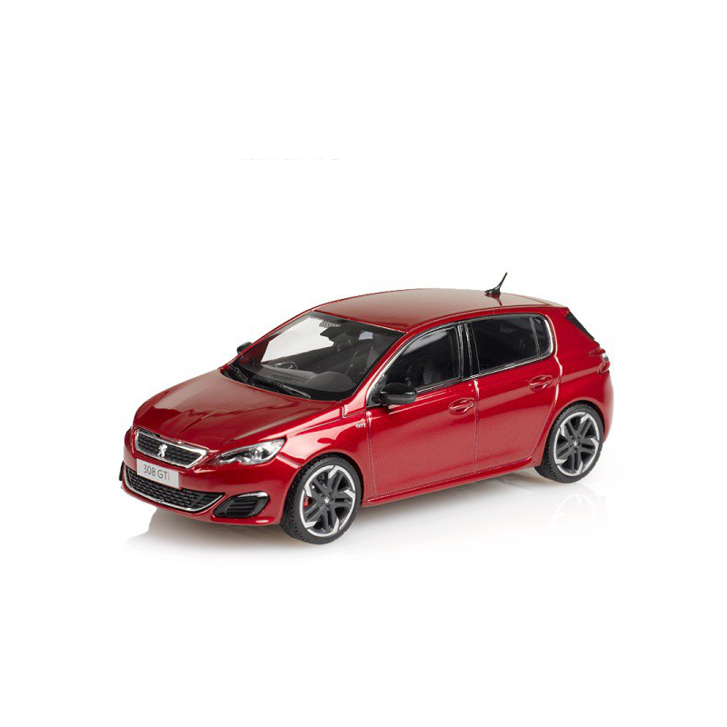 model peugeot 308 gti by peugeot sport 1 43 eshop. Black Bedroom Furniture Sets. Home Design Ideas
