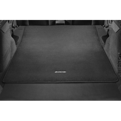 Luggage compartment mat reversible Peugeot 2008