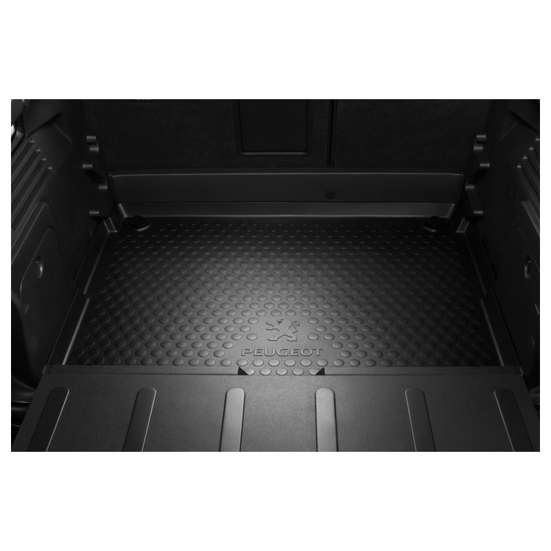 luggage compartment tray peugeot 3008 eshop. Black Bedroom Furniture Sets. Home Design Ideas