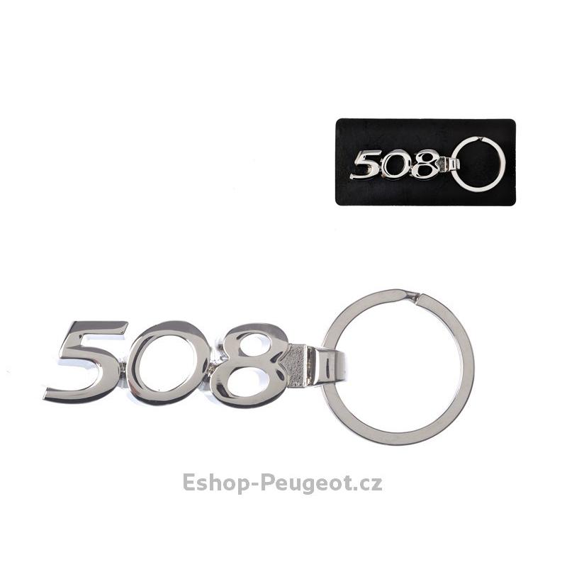 Keyring Peugeot 508  927e87121a6