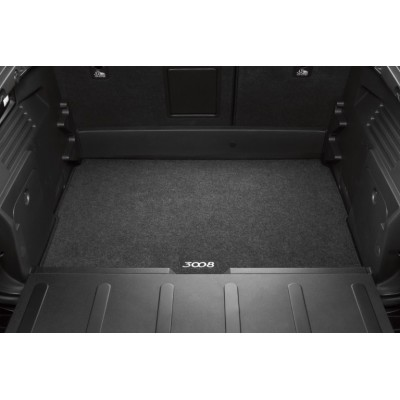 Luggage compartment mat Peugeot 3008