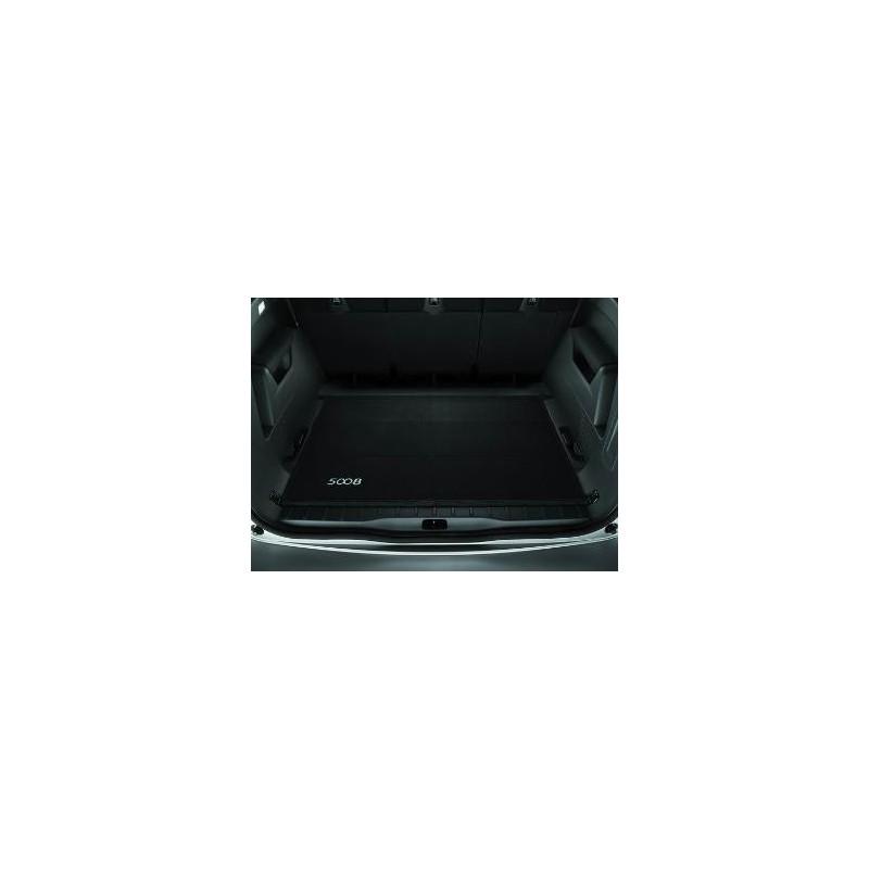 Alfombrilla de maletero reversible Peugeot 5008