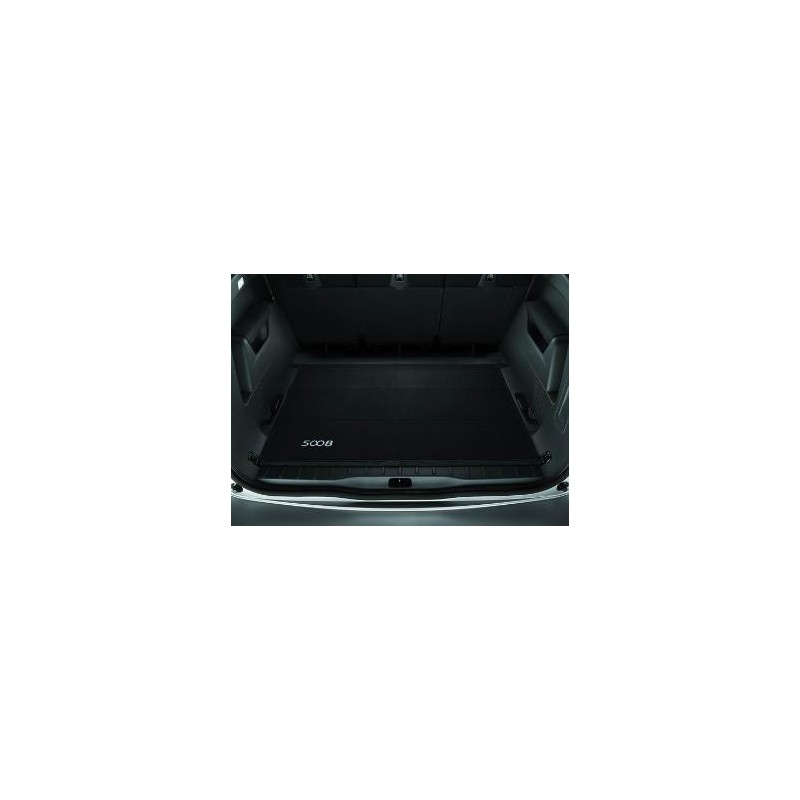 Luggage compartment mat reversible Peugeot 5008
