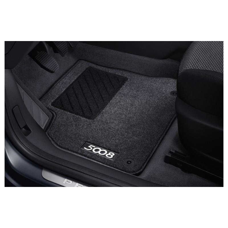 Serie di tappetini in moquette agugliata Peugeot 5008
