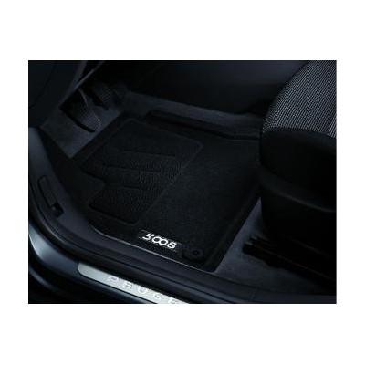 Serie di tappetini sagomati Peugeot 5008