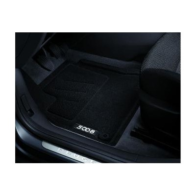 Set of formed mats Peugeot 5008