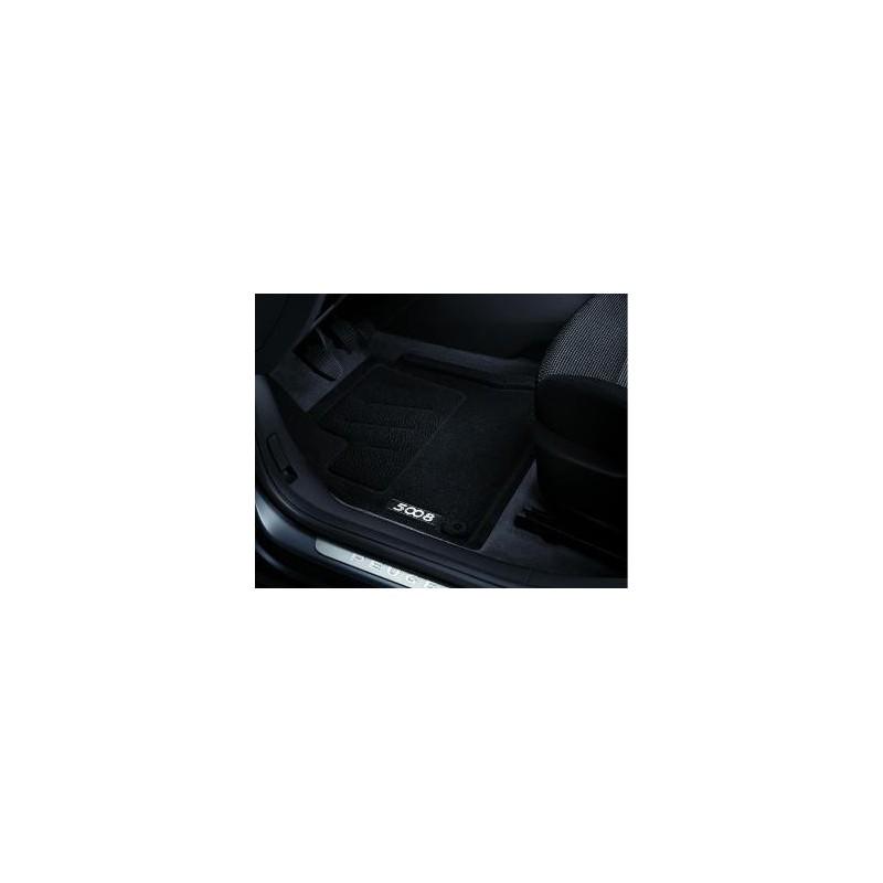 Satz bodenmatten geformt Peugeot 5008