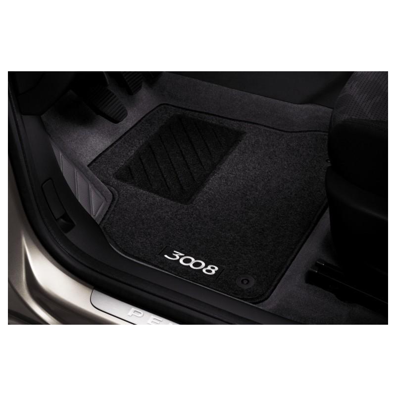 Set of needle-pile floor mats Peugeot 3008