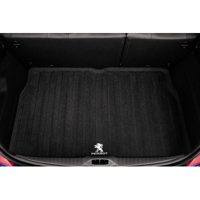 Luggage compartment tray reversible Peugeot 208