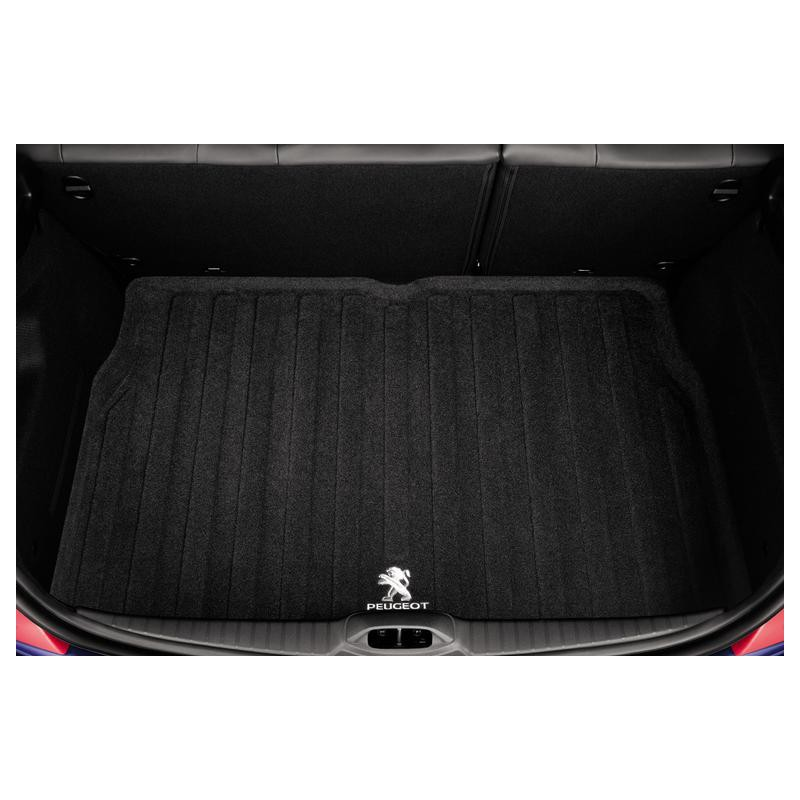Vasca di protezione bagagliaio reversibile Peugeot 208