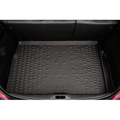 Luggage compartment tray Peugeot 208