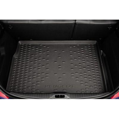 Vana do zavazadlového prostoru Peugeot 208