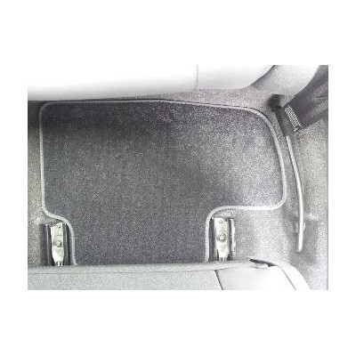 Velúrové zadné koberce Peugeot - RCZ