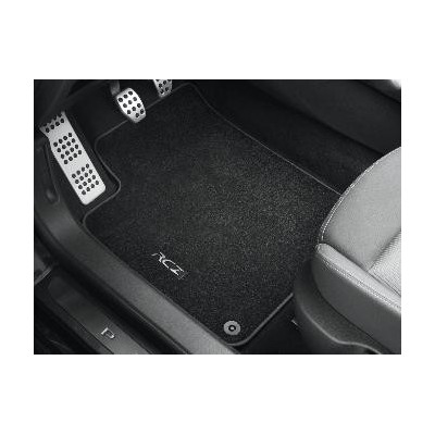 "Satz veloursmatten vorne ""Premium"" Peugeot RCZ"
