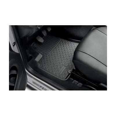 Serie di tappetini in gomma Peugeot Partner Tepee (B9)
