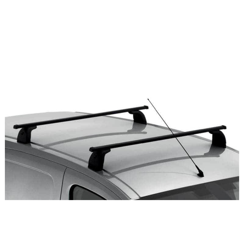 Set of 2 transverse roof bars Peugeot Partner (Tepee) B9, Citroën Berlingo (Multispace) B9