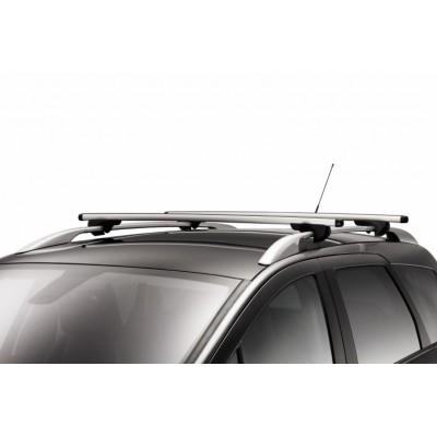 Serie di 2 barre del tetto trasversali Peugeot 307 SW, 308 SW