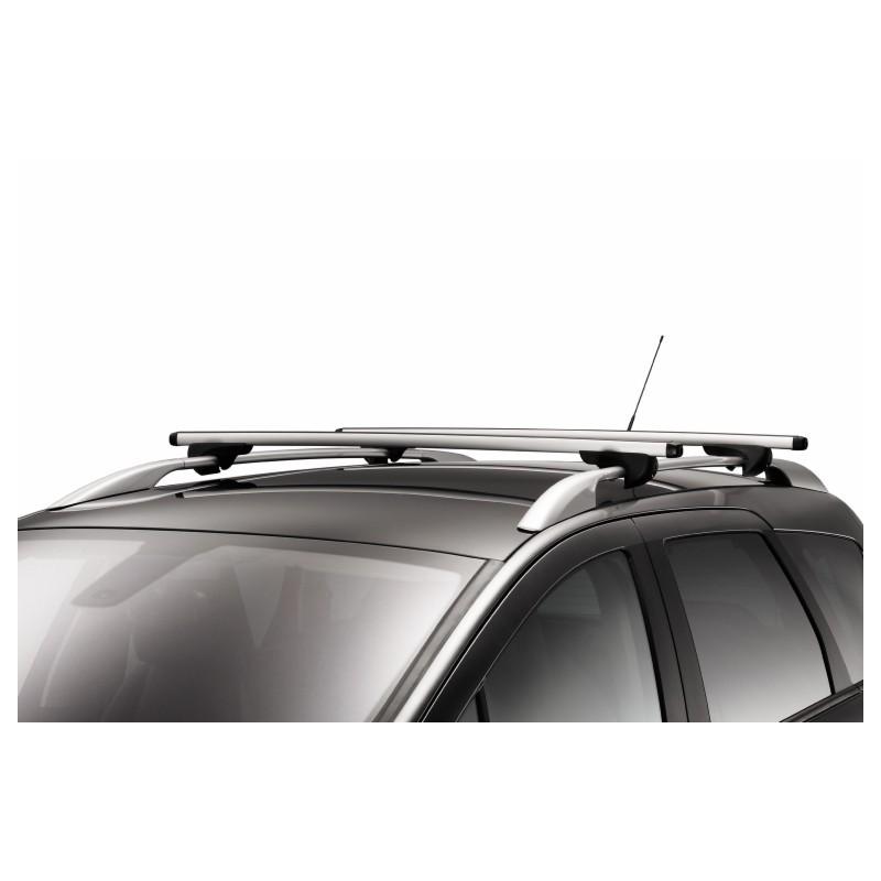 Sada 2 střešních nosičů Peugeot 307 SW, 308 SW