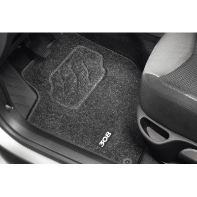 Set of needle-pile floor mats Peugeot - 308, 308 SW