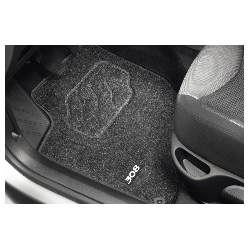 Serie di tappetini in moquette agugliata Peugeot - 308, 308 SW