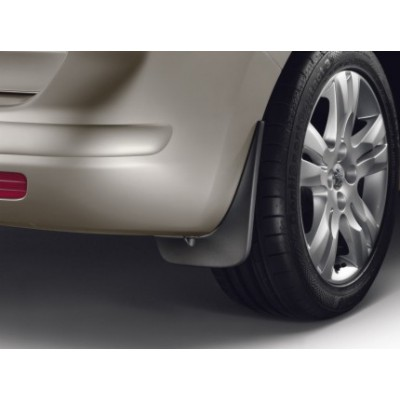 Set of rear mud flaps Peugeot 5008