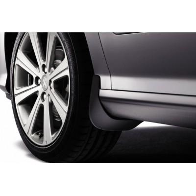 Satz schmutzfänger für vorne Peugeot - 308, 308 SW
