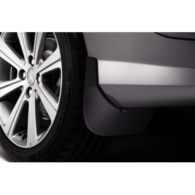 Satz schmutzfänger hinten Peugeot 308