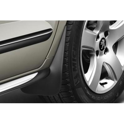 Satz schmutzfänger für vorne Peugeot 3008