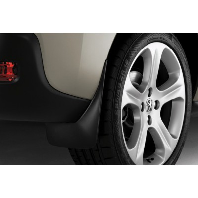 Set of rear mud flaps Peugeot 3008