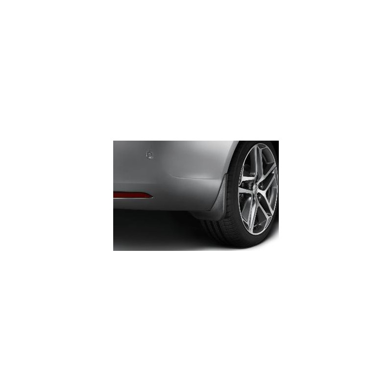 Set of rear mud flaps Peugeot - New 308 SW (T9)