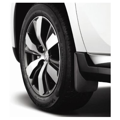 Set of front mudflaps Peugeot 2008
