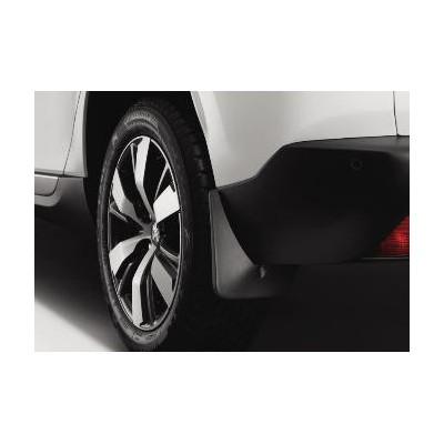 Satz schmutzfänger hinten Peugeot 2008